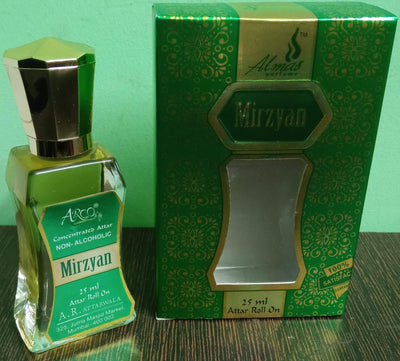 Almas Mirzyan Attar 25ml