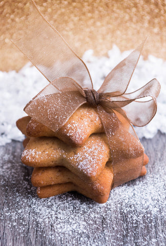 Gingerbread Cookies - Dog  Christmas Treat