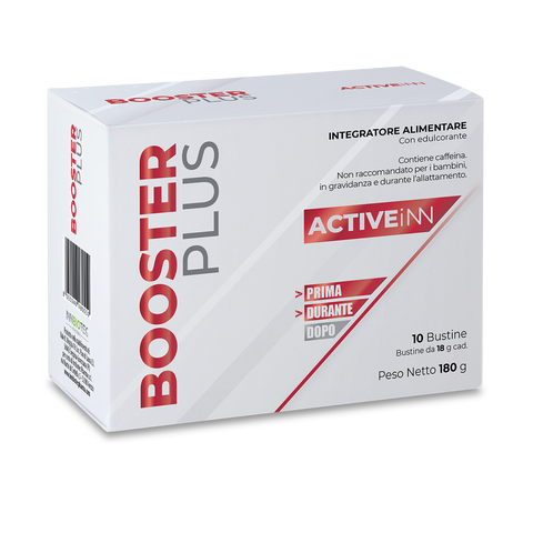 Booster Plus® | Innbiotec Pharma
