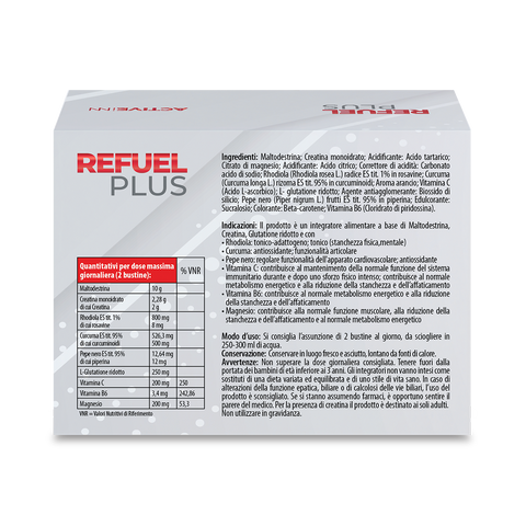 Refuel Plus® | Innbiotec Pharma