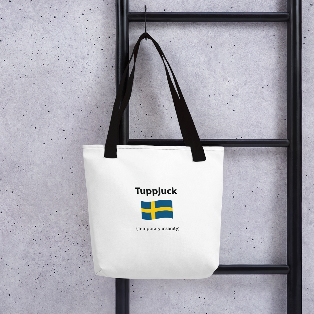 Tote bag Swedish