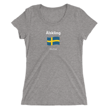Load image into Gallery viewer, Ladies' Swedish darling t-shirt