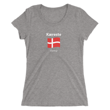 Load image into Gallery viewer, Ladies' Danish darling t-shirt