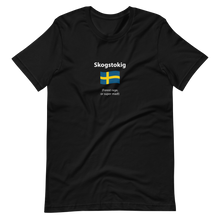 Load image into Gallery viewer, Unisex Swedish forest rage, or super mad T-Shirt