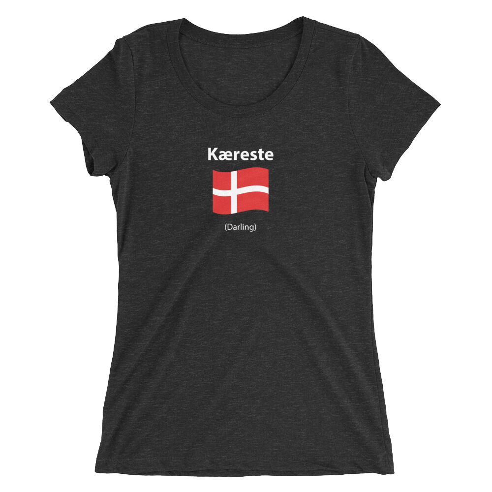 Ladies' Danish darling t-shirt