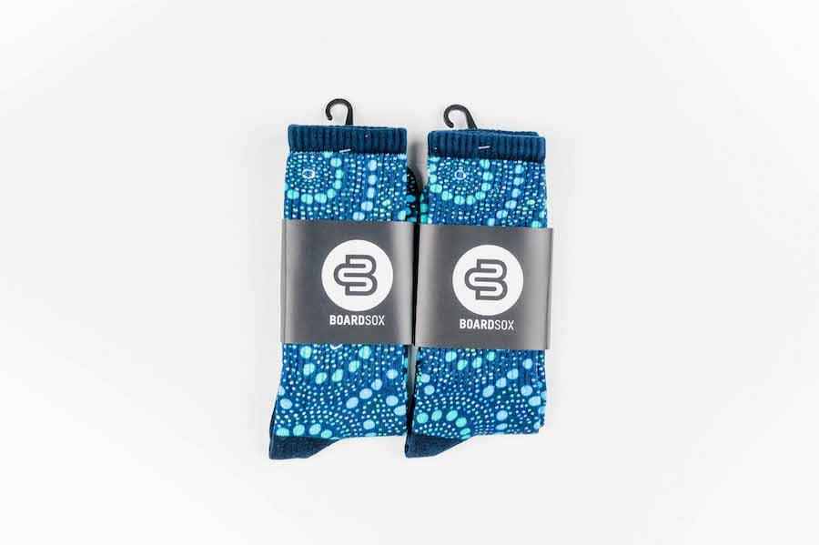 Bombora Boardsox Socks BOARDSOX® 2 Pack
