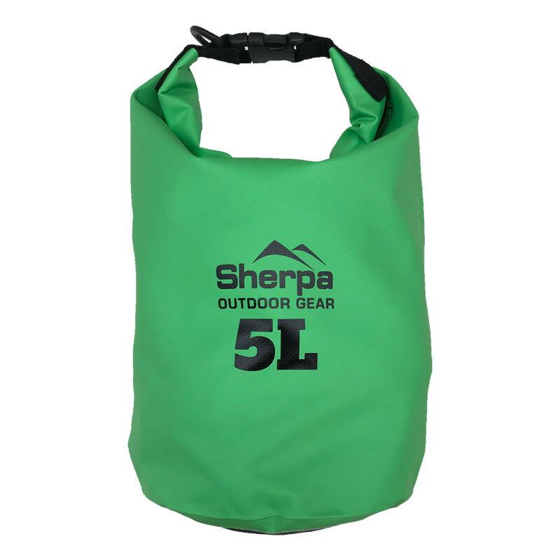 Sherpa 5L Waterproof Dry Bag Camping & Hiking (Bags & Packs) Sherpa