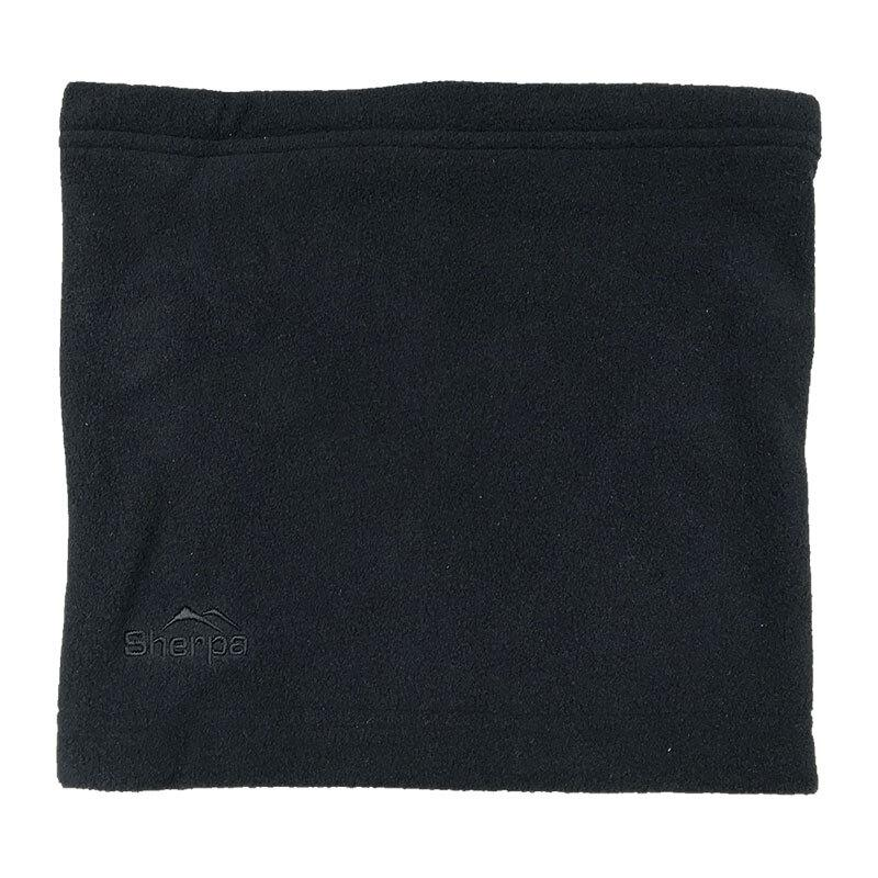 Sherpa Fleece Neck Warmer Black Camping & Hiking (Accessories) Sherpa