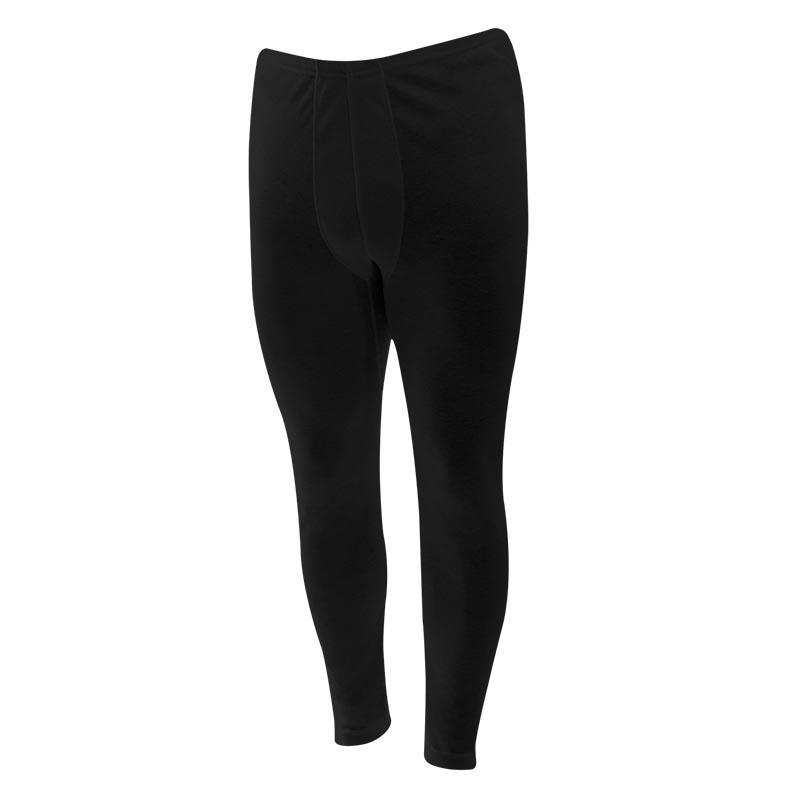 ThermaTech Men's Essentials Thermal Pants Black Mens Bottoms Thermatech