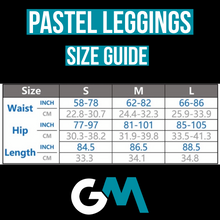 Load image into Gallery viewer, Pastel Leggings