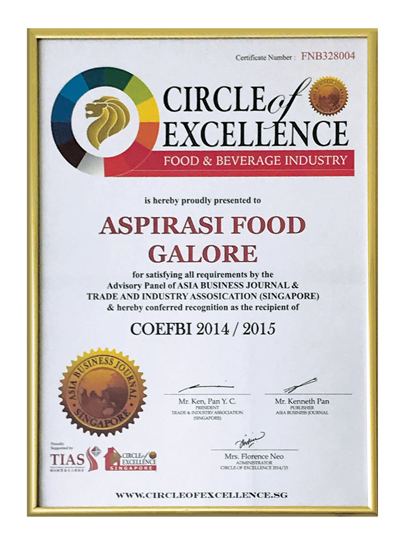 Circle of Excellence – Food & Beverage Industry