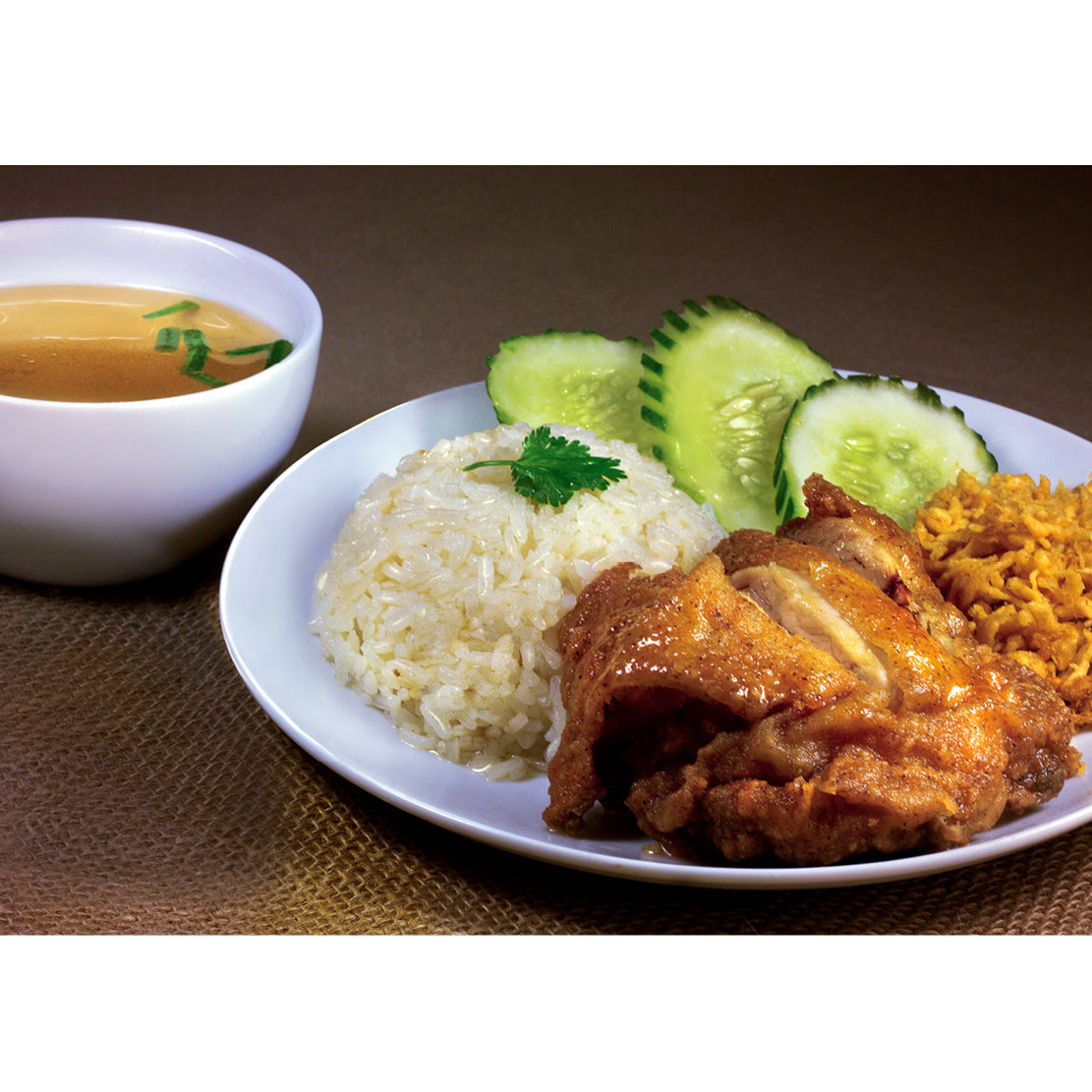 Chicken Rice Series