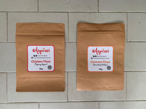 Aspirasi Chicken Flour