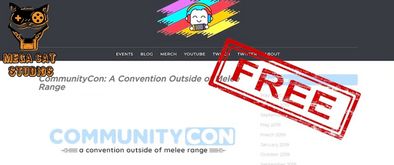 Weekly Dose of Gaming News - CommunityCon - The Free Online Convention June 19-21