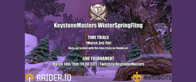 Weekly Dose of Gaming News - Keystone Masters: Winter Spring Fling