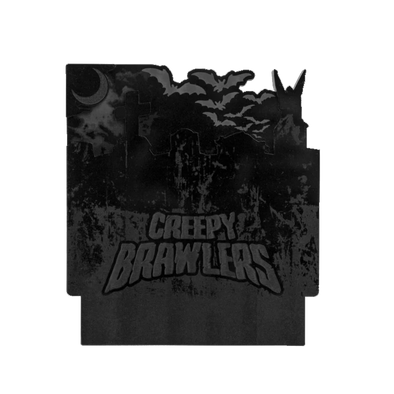 Limited Edition Creepy Brawlers