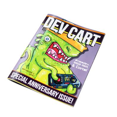 Dev Cart Magazine - Volume 4