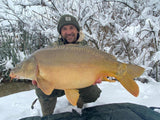 IB Carptrack Banana Cold Water Boilie