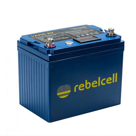 Batterie Li-ion Rebelcell 12V50AV