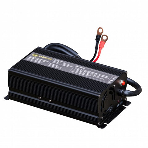 Rebelcell Charger 16.8V25A Li-Ion - 12V 100AH