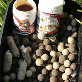 IB Carptrack CRAWFISH black & white Boilies