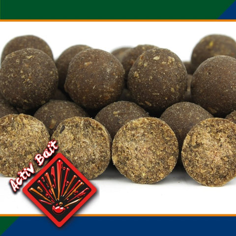 IB Carptrack Monster-Liver Activ Bait Boilie - 1 kg / 20 mm