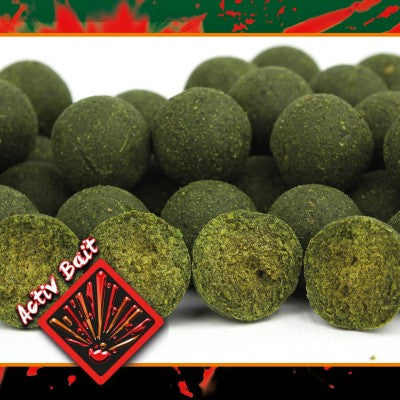 IB Carptrack Monster's Paradise Activ Bait - 2 kg / 20 mm