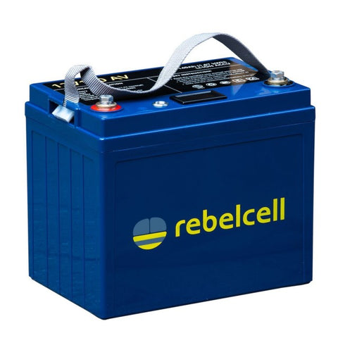Batterie Li-Ion Rebelcell 12V140 AV