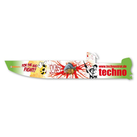 Sticker Technostrat - 40 cm
