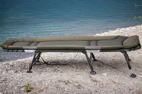 Solar Tackle - SP C-Tech Bedchair (Includes Detachable Bag)