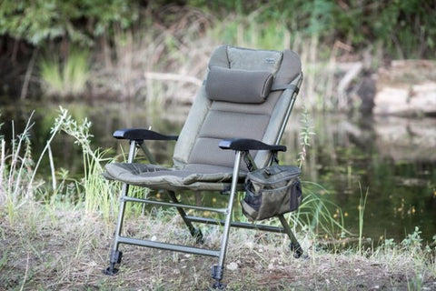 Solar Tackle - SP Chair Side Pocket / Man Bag (Includes Webb