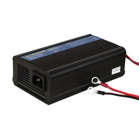 Rebelcell Charger 12.6V10A for 12V50AV / 12V70AV