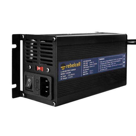 Rebelcell Charger 12.6V20A for 12V70AV