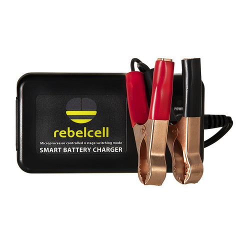 Rebelcell Charger 12.6V3A for 12V07AV