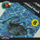 Carp'R'Us - ATS Cranked Hook - size 4 (10 pieces)