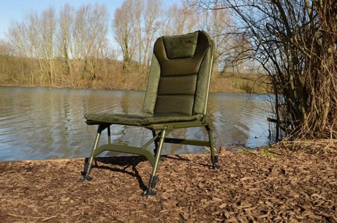 Solar Tackle - Guest Chair