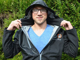 Imperial Baits Softshell Jacket - 100% waterproof - top Comfort