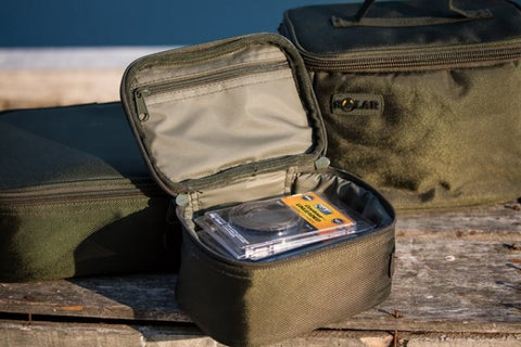 Solar Tackle - SP Hard Case Accessory Bag - Large