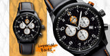 IB Team Watch - made in Germany
