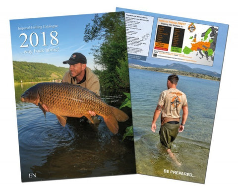 Imperial Fishing Catalogue 2018