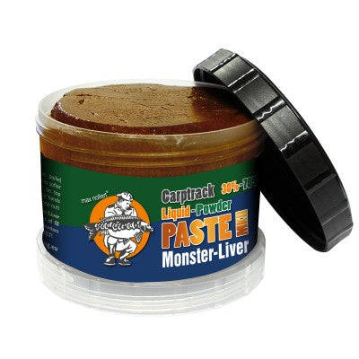 IB Carptrack Pâte d'enrobage MK2 - MONSTER-LIVER - 180 g