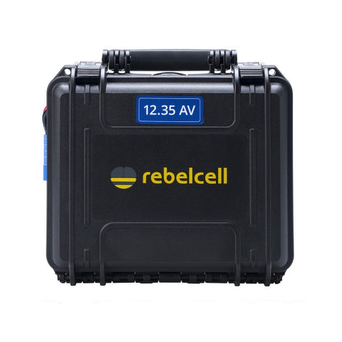 Rebelcell - Outdoorbox 12V35AV