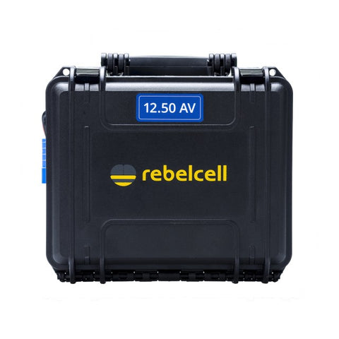 Rebelcell - Outdoorbox 12V50AV