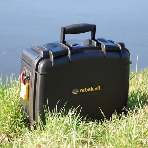 Rebelcell Outdoorbox 12.50 (WITHOUT ACCU)