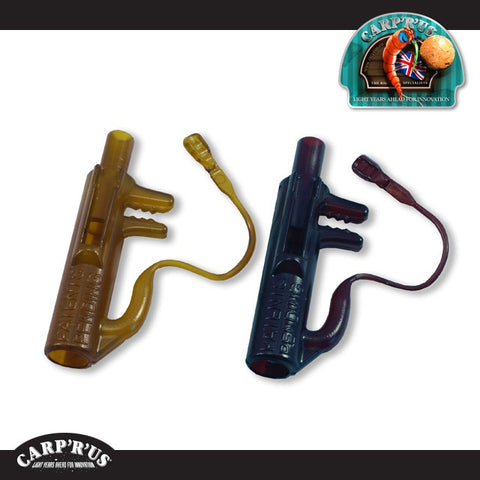 Carp'R'Us - Snag Clip - (6 pieces) <br/> Colors: silt, weed