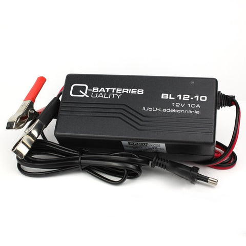 Charger for Session Pack 107 AH - 12V / 10A