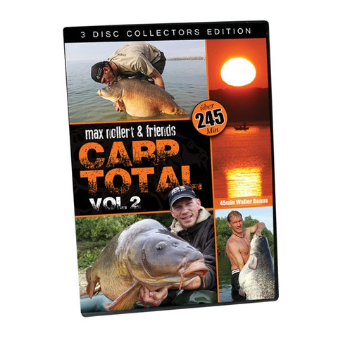 DVD ''Carp Total Vol 2'' 2009-2011