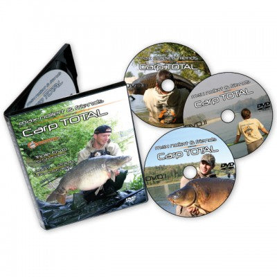 DVD ''Carp Total Vol 1'' 2007/2008