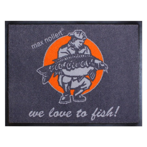 Imperial Fishing Logo-Mat - for Bivvy, Boat, front door and more