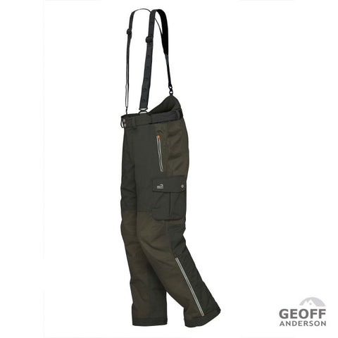 Geoff Anderson Urus 6 Trousers - Green - S